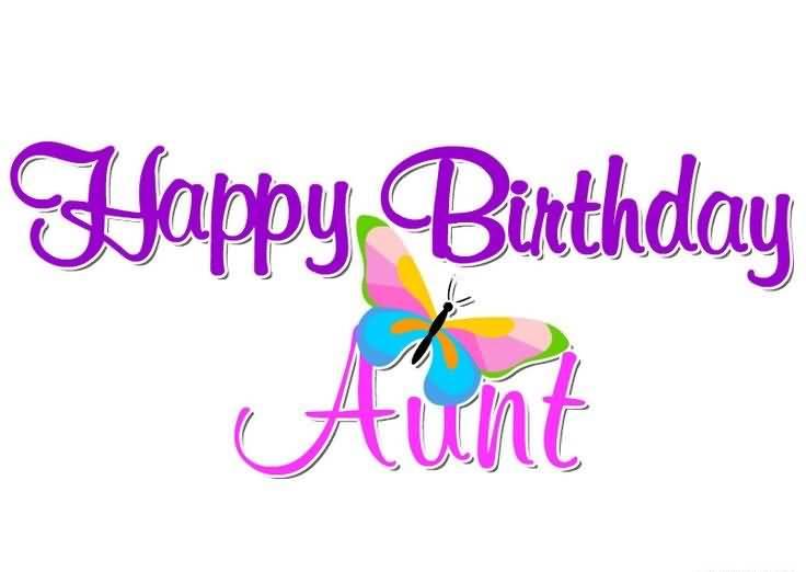 Aunt Birthday Wishes