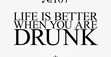 Alcohol Love Quotes