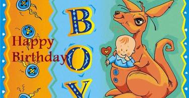 Baby Boy Birthday Wishes Wishes