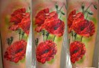Poppy Tattoos