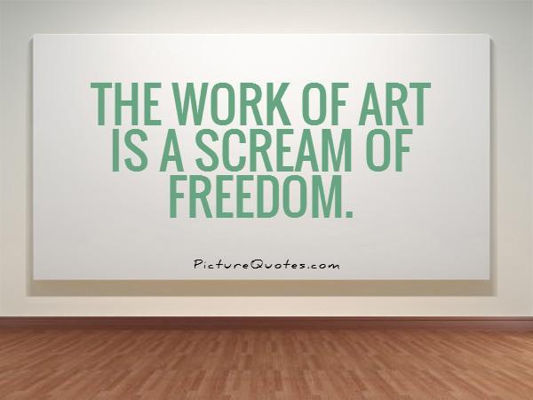 Art Quotes Sayings 08