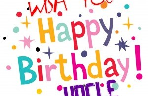 Wish You Happy Birthday Uncle Wishes Message