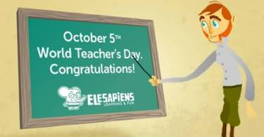 Celebrate Happy World Teacher's Day Wishes Image