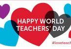 Happy World Teacher's Day Wishes