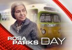 Rosa Parks Day Greetings Images