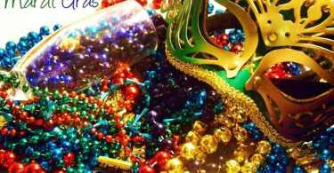 Mardi Gras Wishes Image
