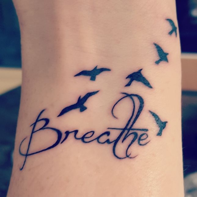 Passionate anxiety tattoo  For Women