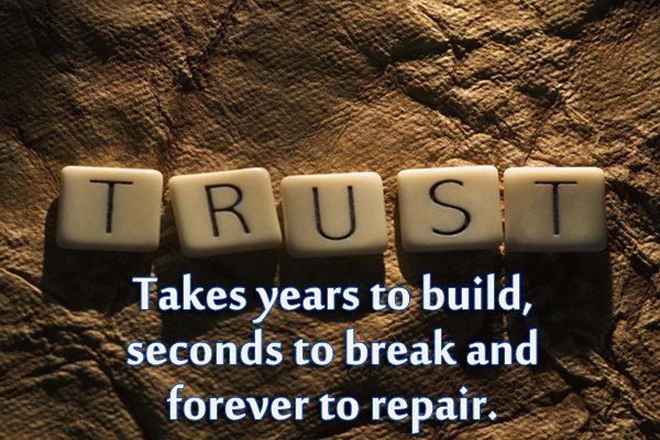 Trust Quotes Sayings 10