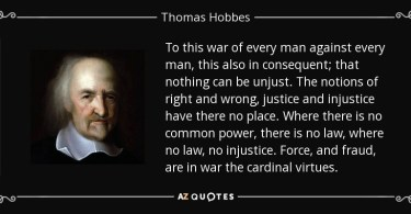 024 Thomas Hobbes Quotes