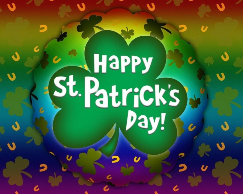 Amazing Happy St. Patrick's Day Wishes Card