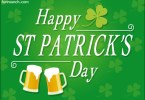 Enjoy The Day Happy St. Patricks Day