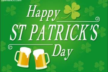 Enjoy The Day Happy St. Patricks Day
