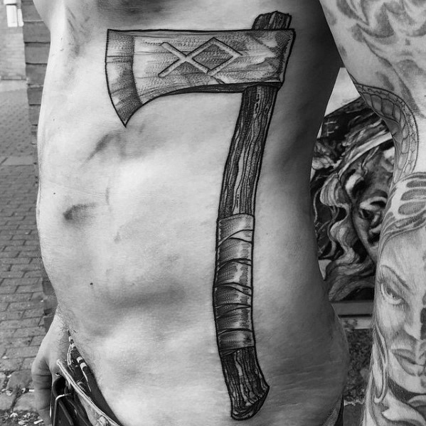 Axe Tattoos 0053