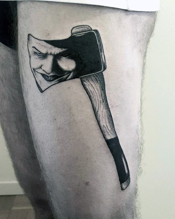 Axe Tattoos 0062
