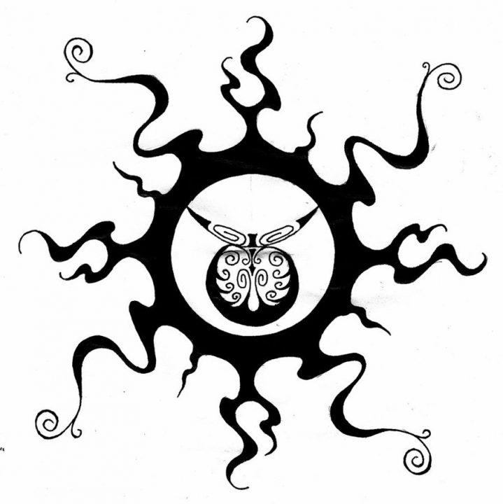 Perfect Strength Symbol Tattoos