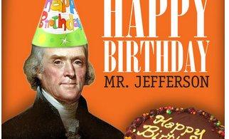 Thomas Jefferson Birthday Images 0121