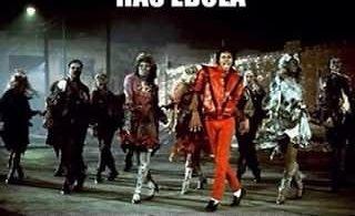 Zombie Meme when the whole crew has ebola but