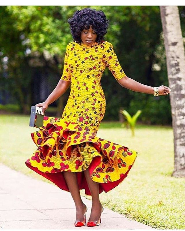 African Women Fashion Styles