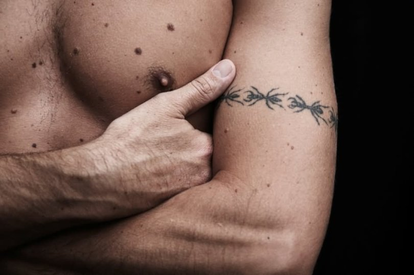 Ant Tattoos Idea Design for Tattoos Lover 04