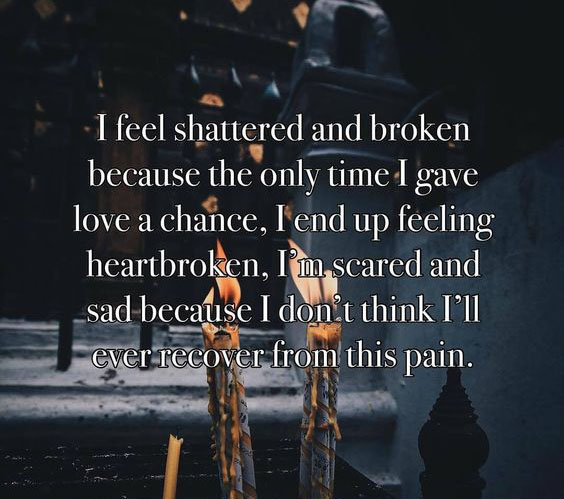 Broken Hearted quotes 04