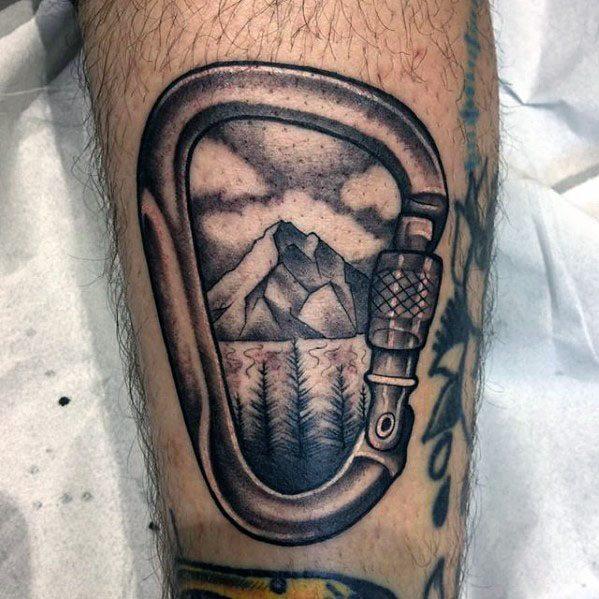 Climbing Tattoos Idea Designs for Tattoos Lover 26