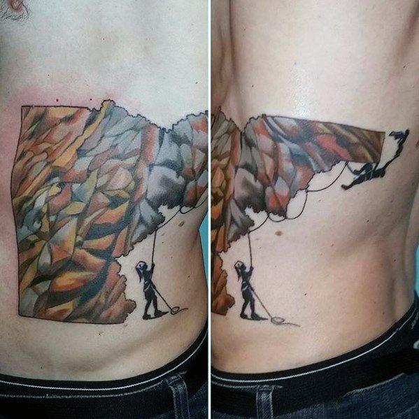 Climbing Tattoos Idea Designs for Tattoos Lover 35