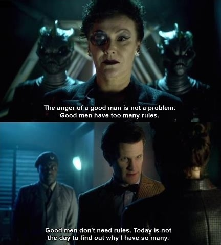 Doctor Who TV Show Quotes 0116