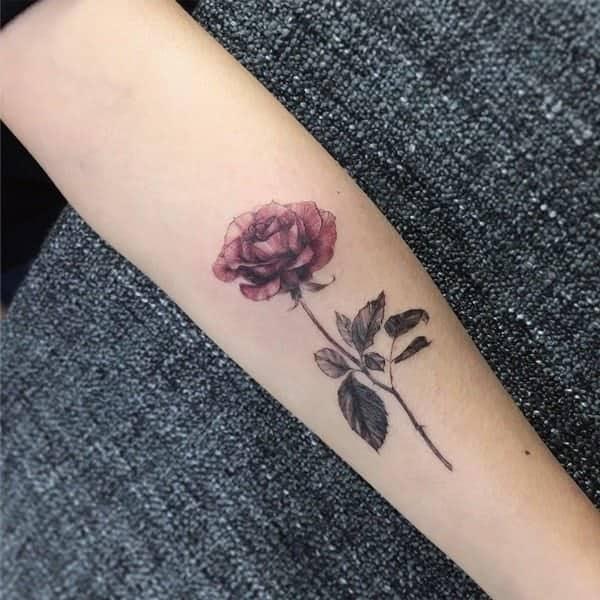 Fabulous Flower Tattoos