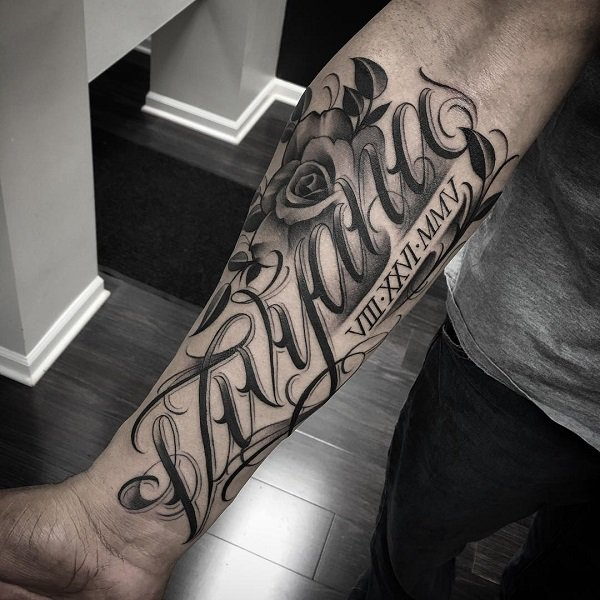 Forearm Tattoos Design & Ideas For Boys & Girls 0007