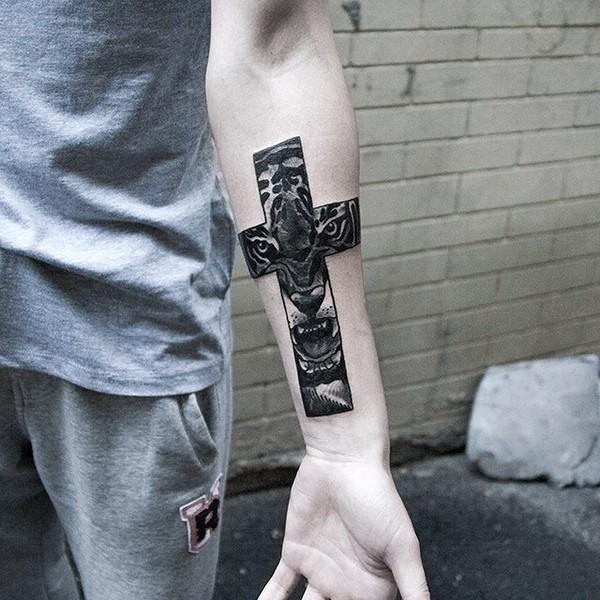 Forearm Tattoos Design & Ideas For Boys & Girls 0011