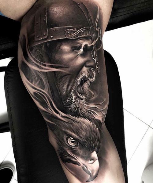 Half Sleeve Tattoos Design & Ideas Images Best On Google 0008