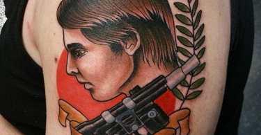 Han Solo Tattoos