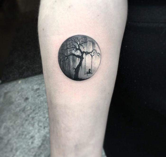 Miniature Tattoos