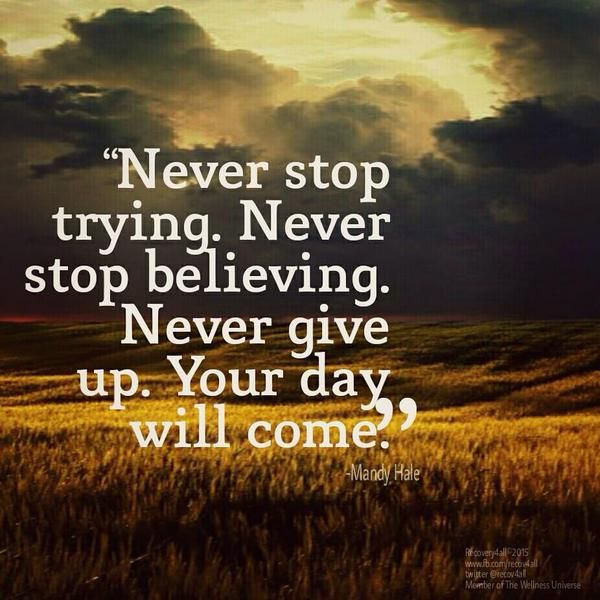 30 Never Give Up Quotes & Quotations About Not Giving Up ...