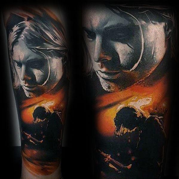 Nirvana Tattoos 0001