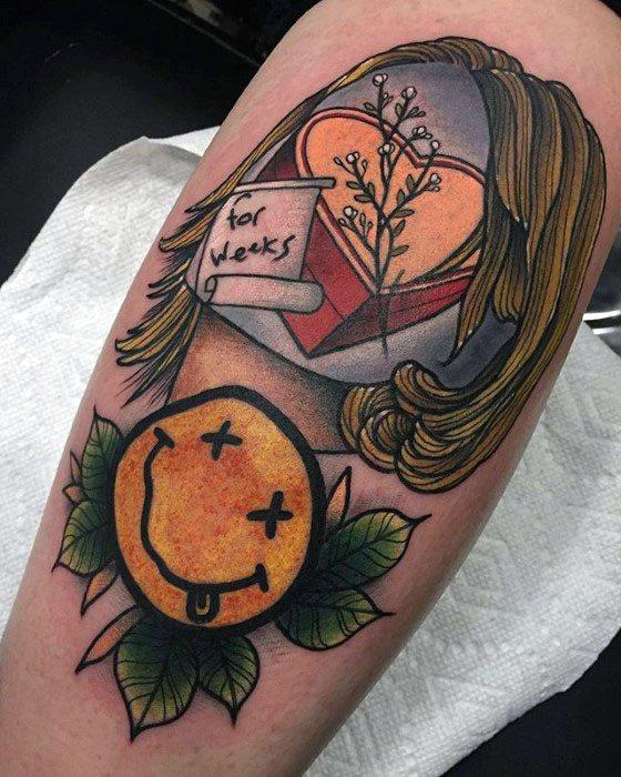 Nirvana Tattoos 0037