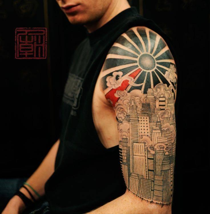Philadelphia Comic Tattoos