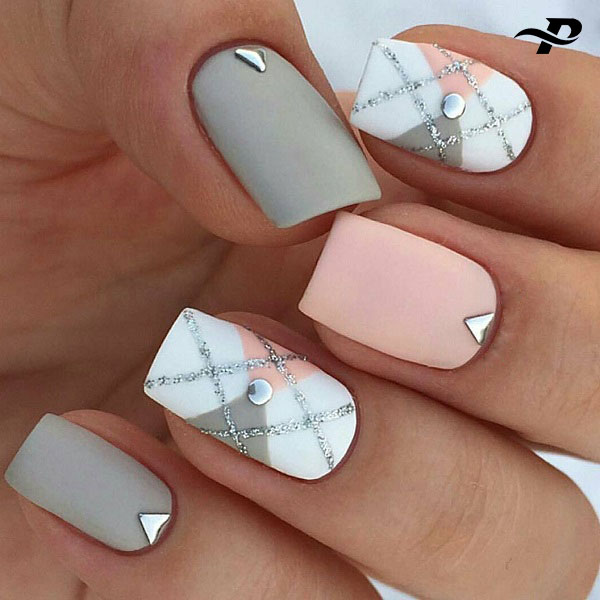 Popular Nail Art Ideas, Designs, Images & Pictures