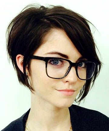 Short Hair Styles Design Idea for Women & Girls 0017