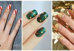 Trendy Nail Art Ideas, Designs, Images & Pictures