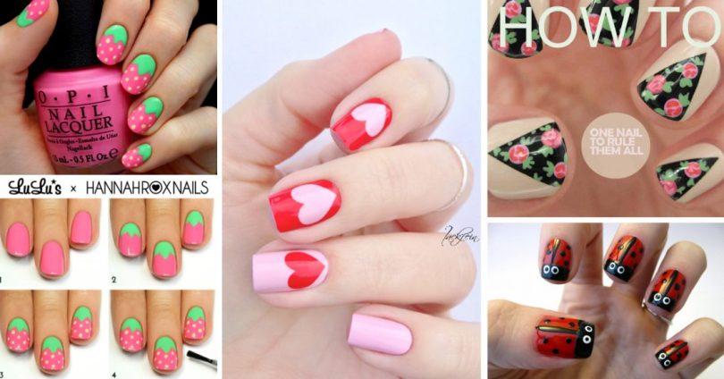 collection nail idea