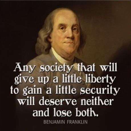 Citizenship quotes, Sayings And Quotations any society that will give up a little liberty to gain