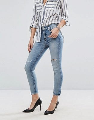 Denim Outfit Styles For Women's 01