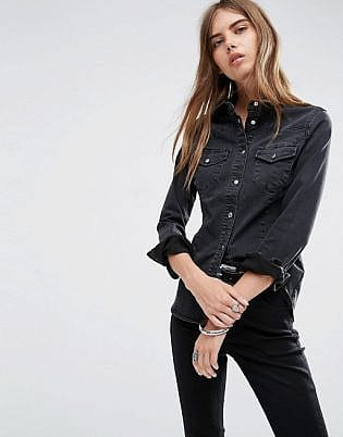 Denim Outfit Styles For Women's 07