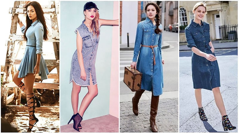 Denim Outfit Styles For Women's 25