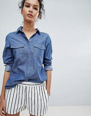 Denim Outfit Styles For Women's 41