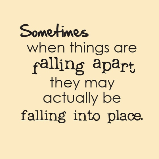 Falling Quotes