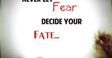 Fate Sayings