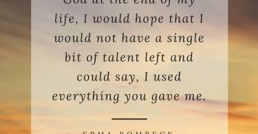 Inspirational Life Sayings