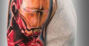 Iron Man Tattoos
